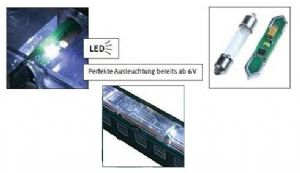 Uhlenbrock 29012 LED Soffit lamp
